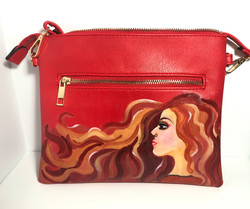 Red Bag Lady