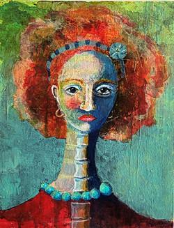 Stiff-necked Girl