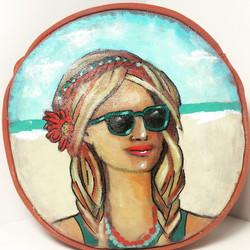 Beach Bag Lady