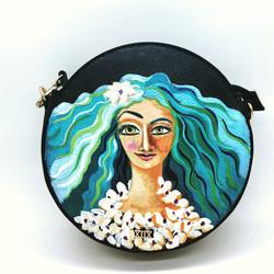 Mermaid Bag Lady