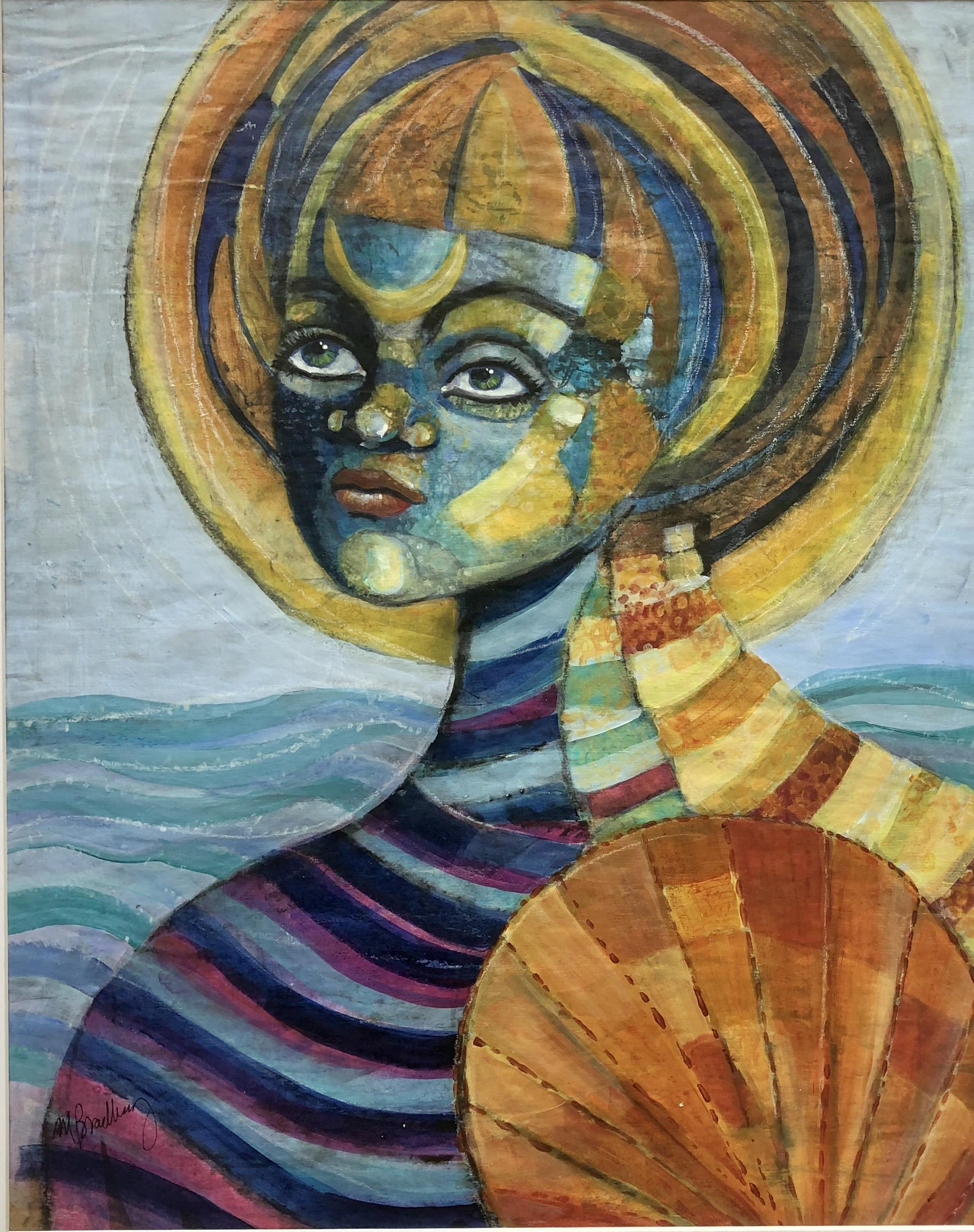 Oshun, River Goddess