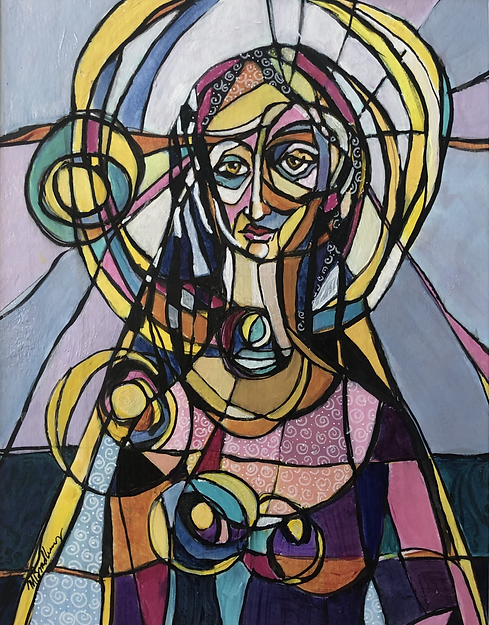 Our Lady of the Spheres