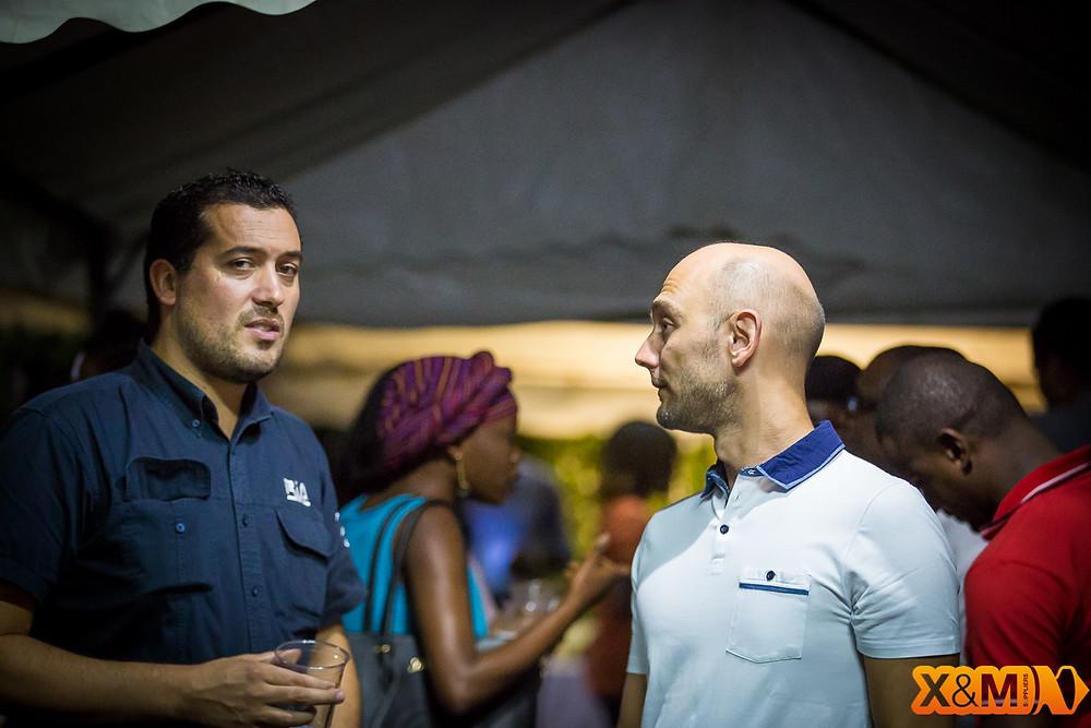 Virgile Glenat - Abidjan Mining Drinks