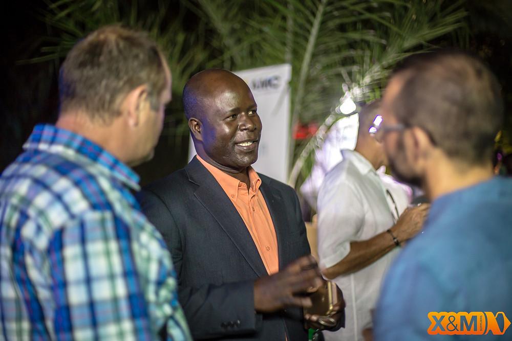 Abidjan Mining Drinks Silue Direction des mines