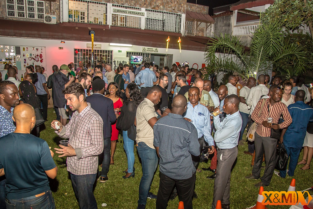Abidjan Mining Drinks X&M