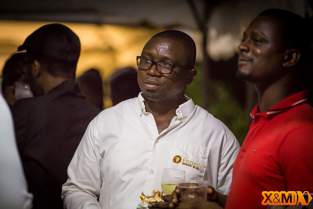 Perseus - Abidjan Mining Drinks