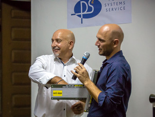 PICTURE OF  ABIDJAN MINING DRINKS (SEPTEMBER 2017) SPONSORED BY PS2