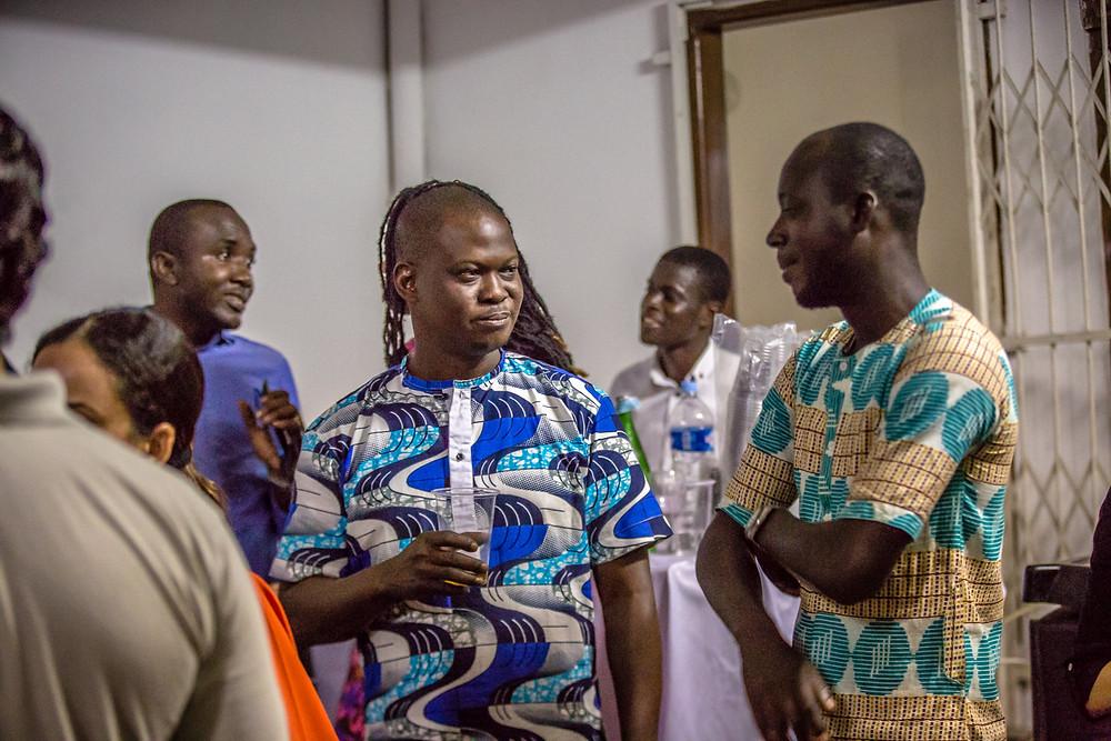Abidjan Mining Drinks X&M Ivory Coast