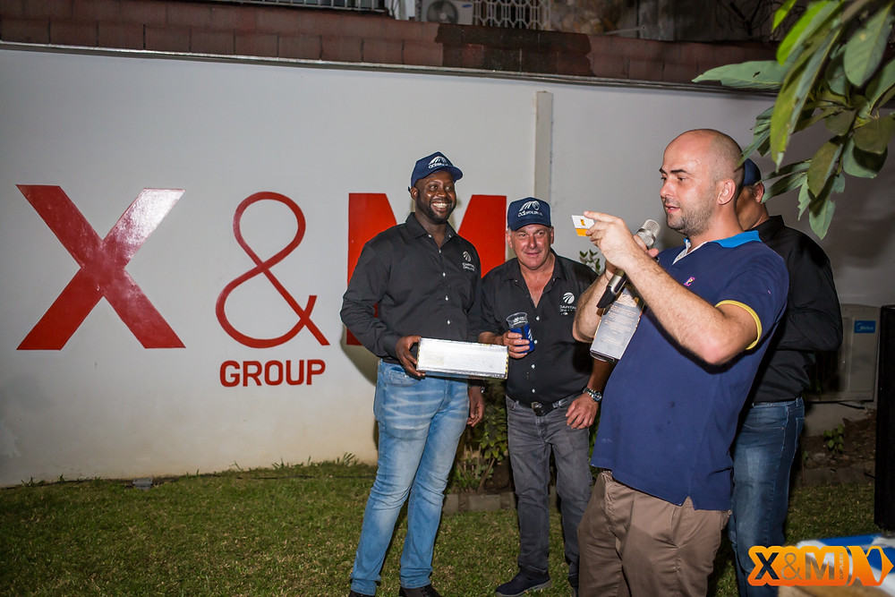 Abidjan Mining Drinks by capital drilling