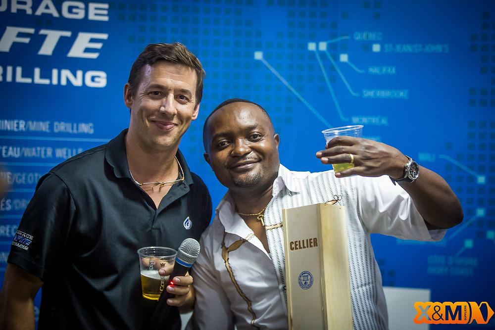 Vincent Gonthier Forage FTE - Abidjan Mining Drinks