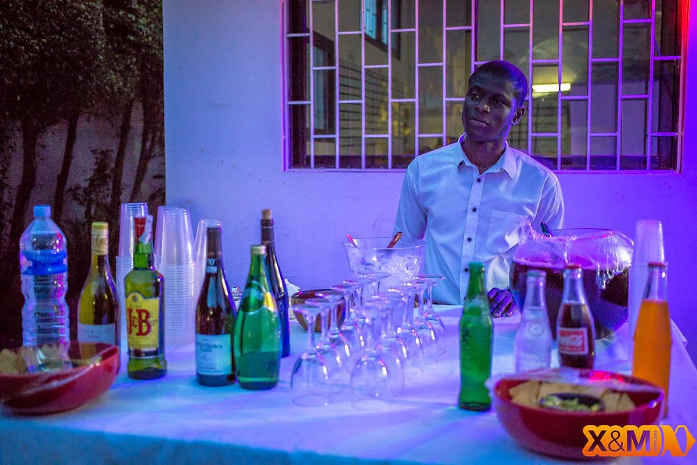 Abidjan Mining Drinks