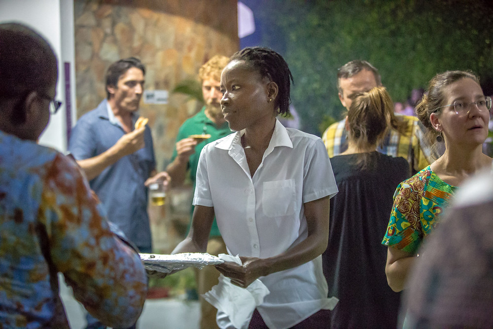Abidjan Mining Drinks Ivory Coast X&M