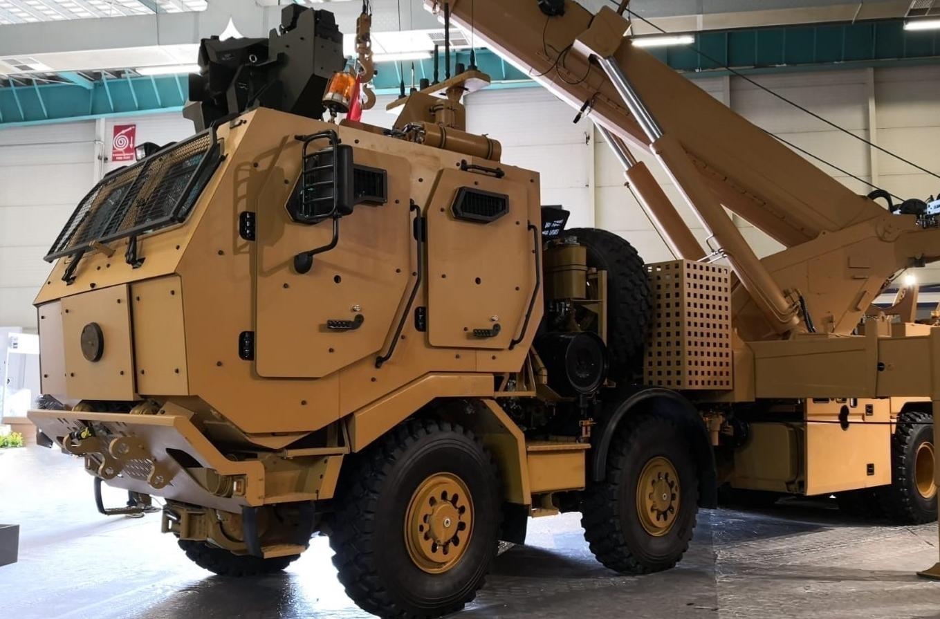 Armoured Platforms