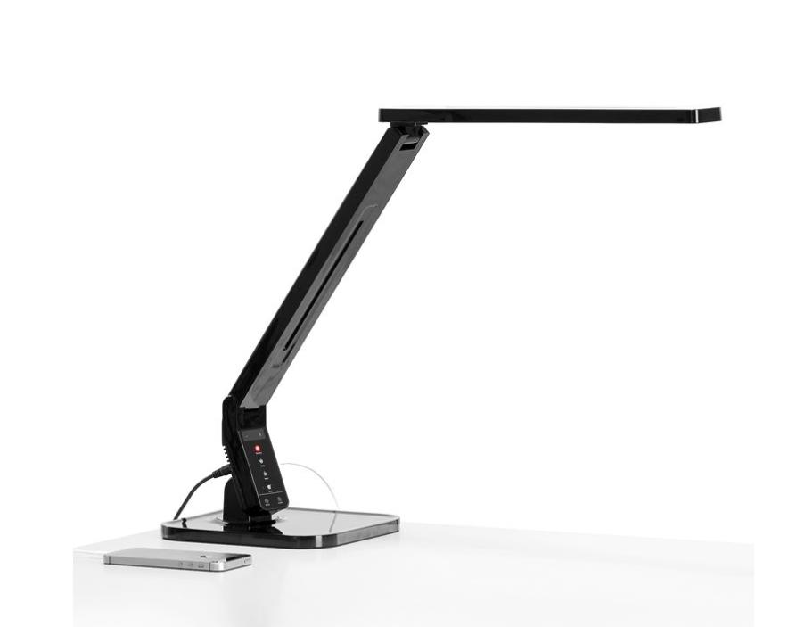 Luminaire d'appoint ergonomique