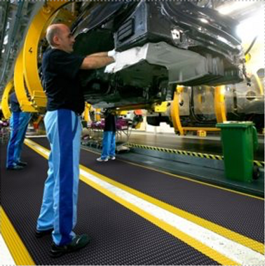 tapis anti-fatigue industriel POSTERGO.p