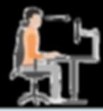Travail sur écran ergonomie