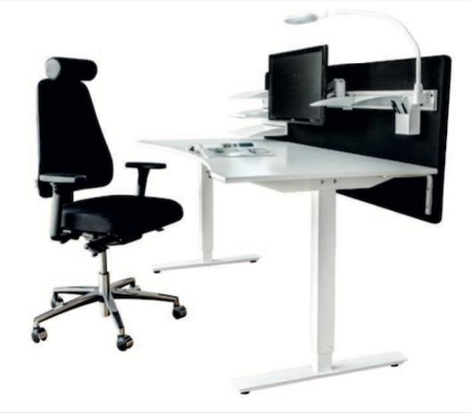 bureau multi-utilisateurs ergonomie