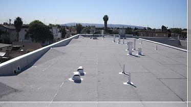 Low Slope Roof, Keller TX