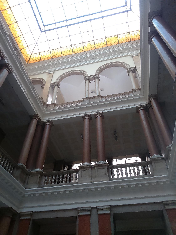 Tribunale di Trieste - Interni