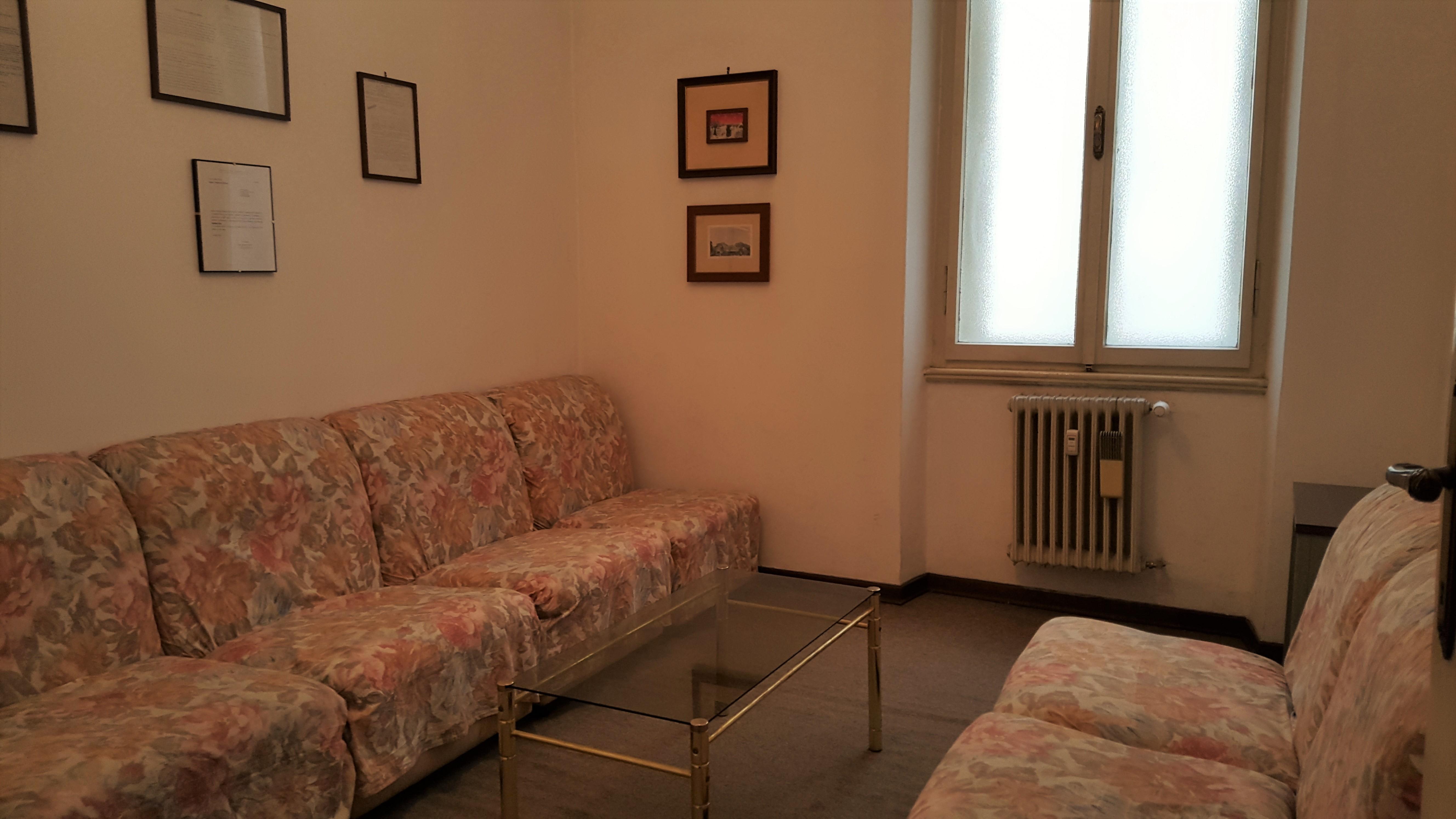 Interni dello Studio a Trieste