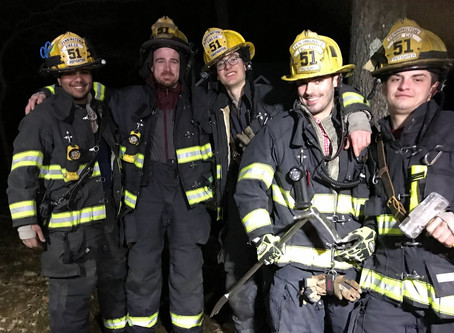 Chris Womack - Firefighter of the Month December