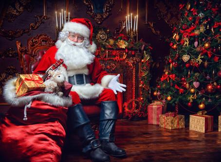 Annual Santa Gift Delivery