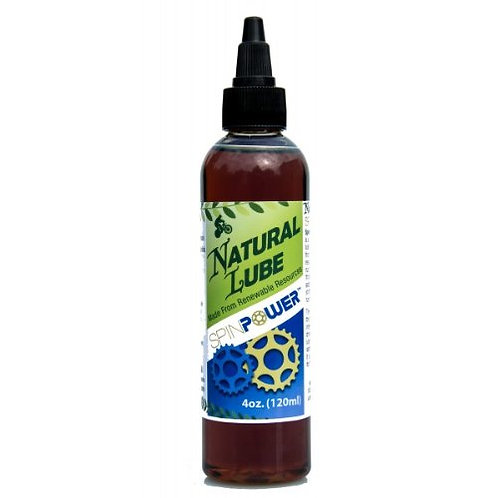SpinPower Natural Organic Chain Lube
