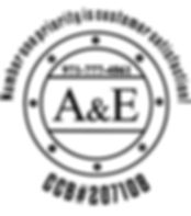 A and E Construction LLC Logo