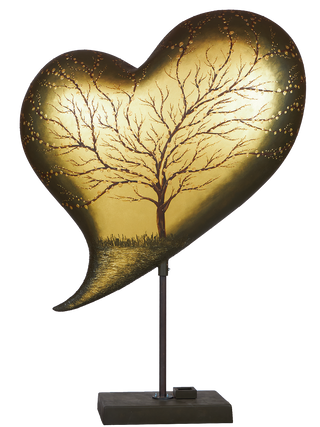 Nature's heart of gold