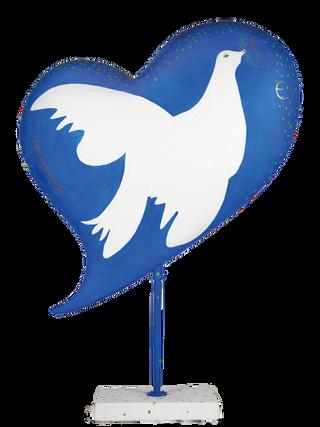 Herz des Friedens