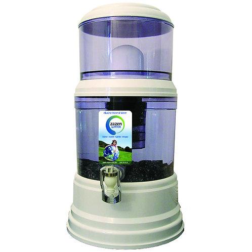 zazen Alkaline Water System - BPA-Free Plastic Tank
