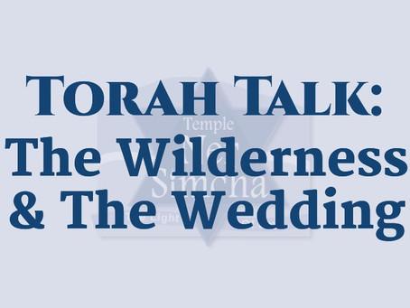The Wilderness & The Wedding