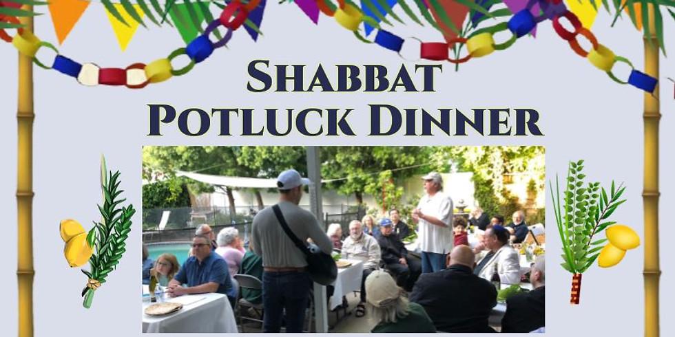 Shabbat Potluck Dinner