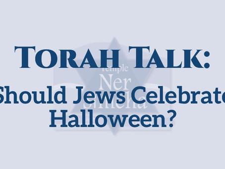 Should Jews Celebrate Halloween?