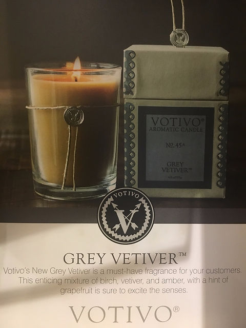 Votivo Candles, High-End Candles, Votivo, candles, Rain, Oprah, gifts destin