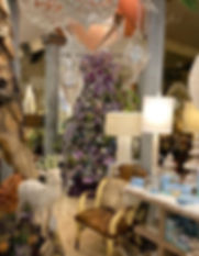 Christmas Tree, Ornaments, Sid Dickens, Michel Desigs, Destin, Fine Lamps, Holiday Decor, Interior Design