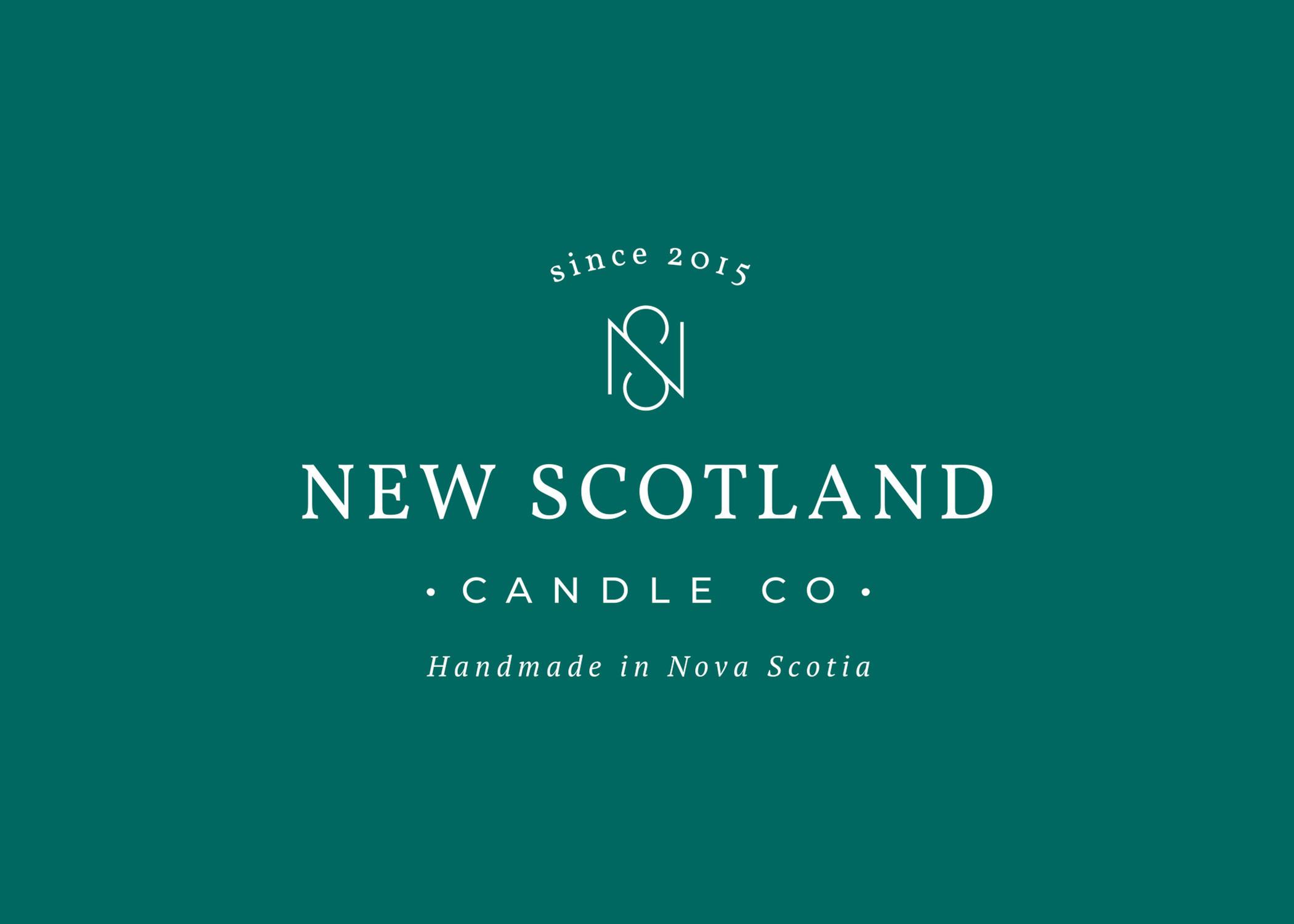 SHOP ONLINE | New Scotland Candle Co  | Nova Scotia