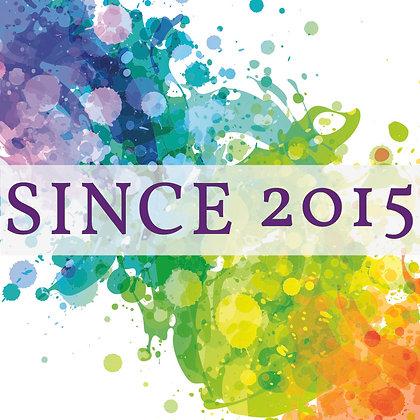 SINCE 2015