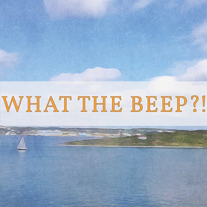 WHAT THE BEEP?!