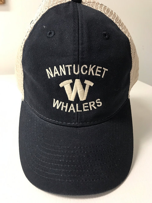 """Nantucket Whalers """"Trucker"""" Cap"""