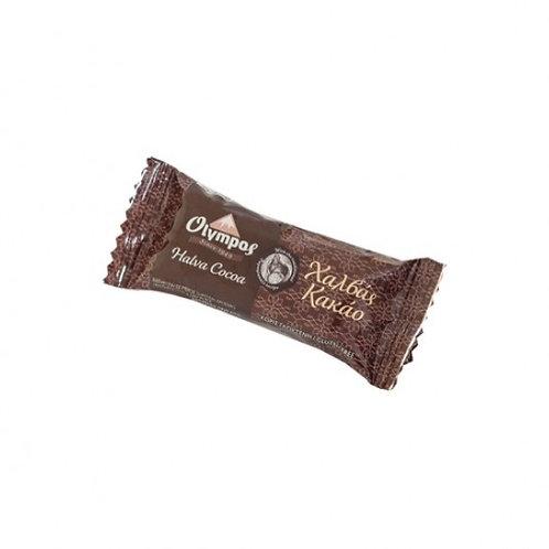 Halva Cocoa Bar 40gr Olympos