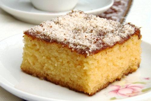 RAVANI 2pcs- Greek coconut & lemon pie