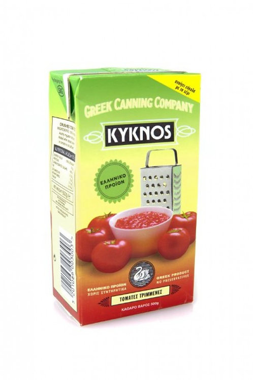 Kyknos Trimmed Tomatoes 500gr
