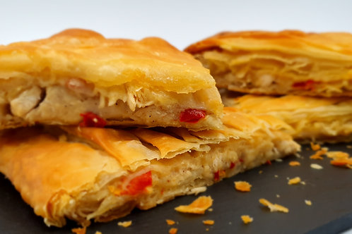KOTOPITA - Chicken pie 1kg (4pcs tray)