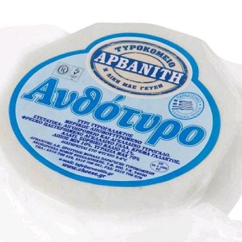 Anthotiro fresh cheese 300gr Arvaniti