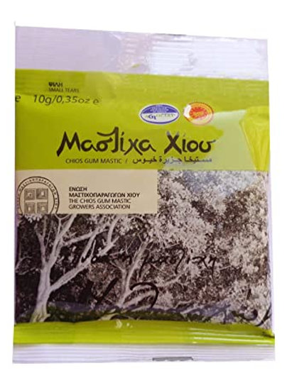 Chios Mastic Tear 10gr for cooking