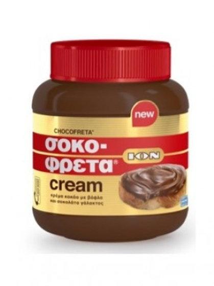 Sokofreta Chocolate & Wafer Spread 380gr ION Merenda