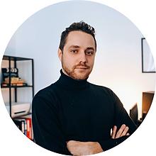 Kuba Gołębiowski - CEO & Marketing Speci