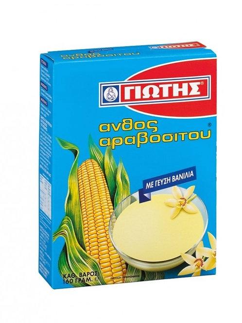Corn Blossom Cream Vanilla flavour Jotis 160gr - Anthos aravositou