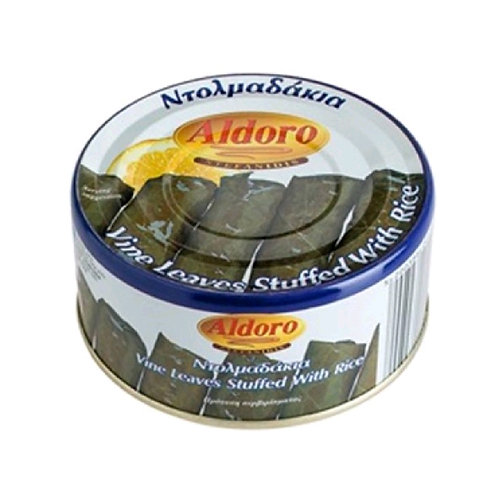 Dolmades Vine leaves stuffed with rice 280gr Aldoro